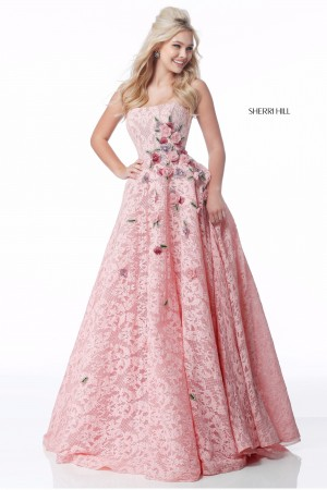 Sherri Hill - Dress Style 51929