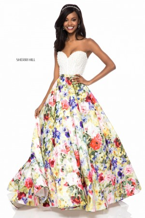 Sherri Hill - Dress Style 52002