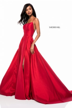 Sherri Hill Prom Dresses | 2018 Dress Collection at Madame Bridal