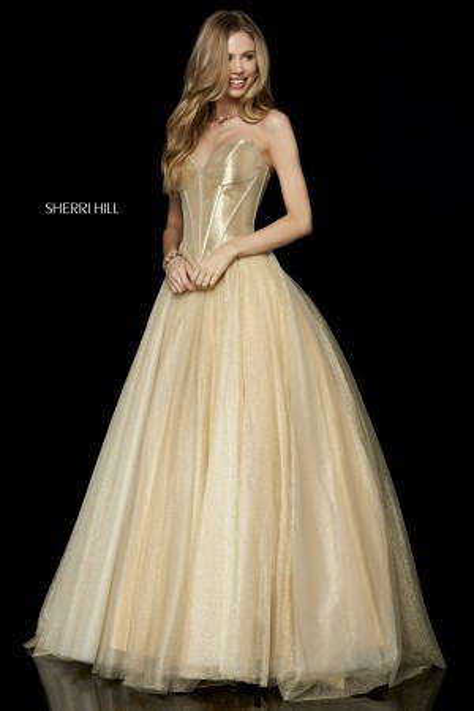 Sherri Hill - Dress Style 52265