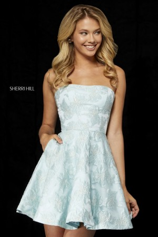 Sherri Hill - Dress Style 52337