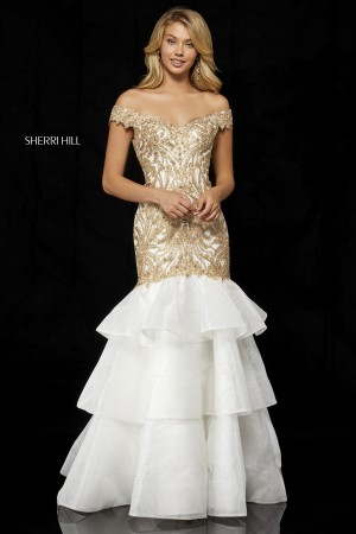 Sherri Hill - Dress Style 52347