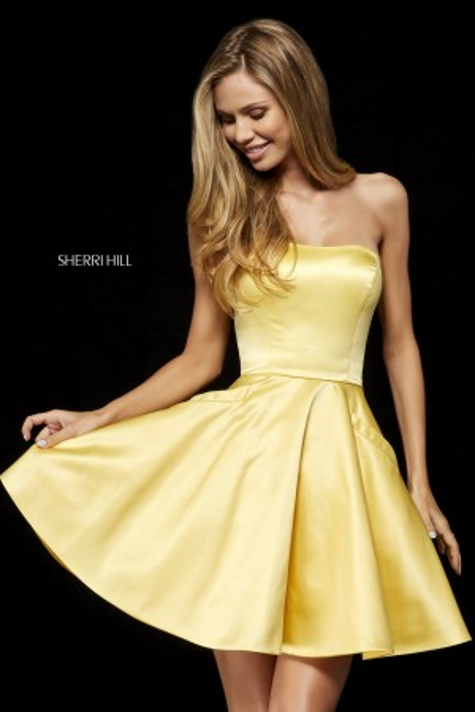 Sherri Hill - Dress Style 52397