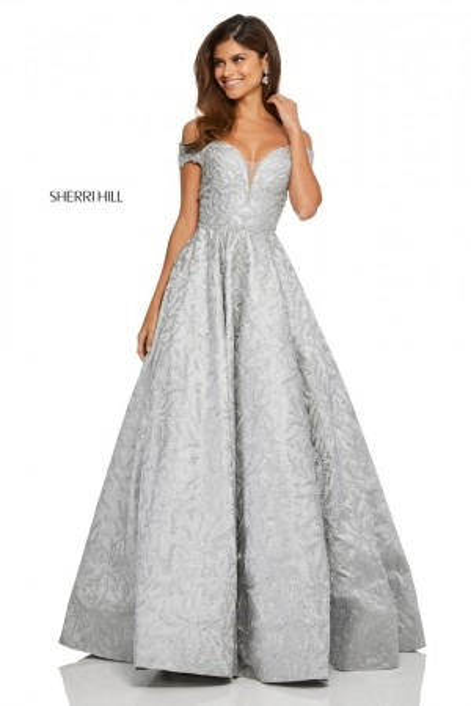 Sherri Hill - Dress Style 52507