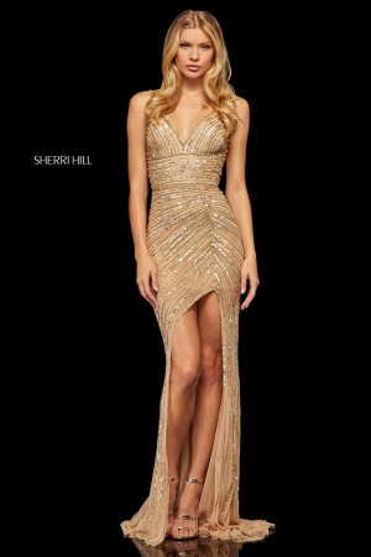 Sherri Hill - Dress Style 52515