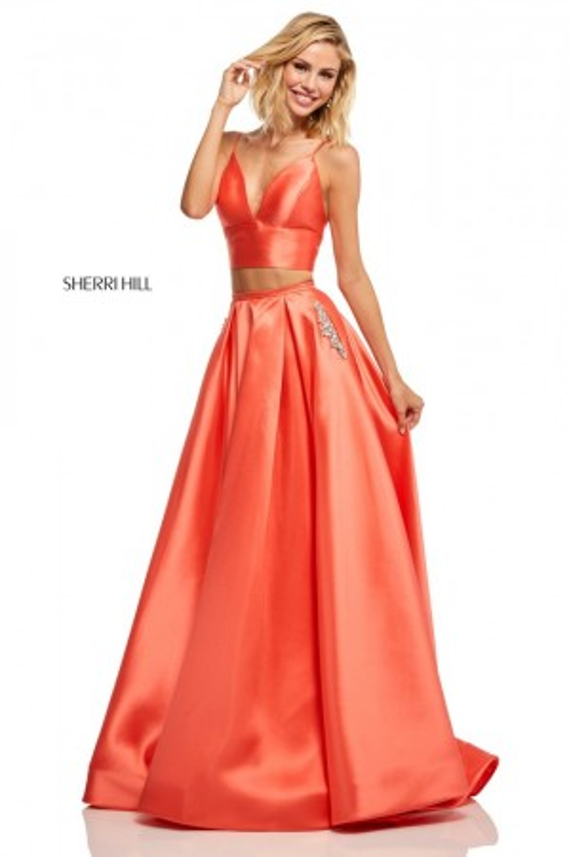 Sherri Hill - Dress Style 52598