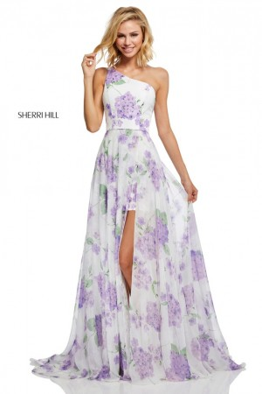 Sherri Hill - Dress Style 52727