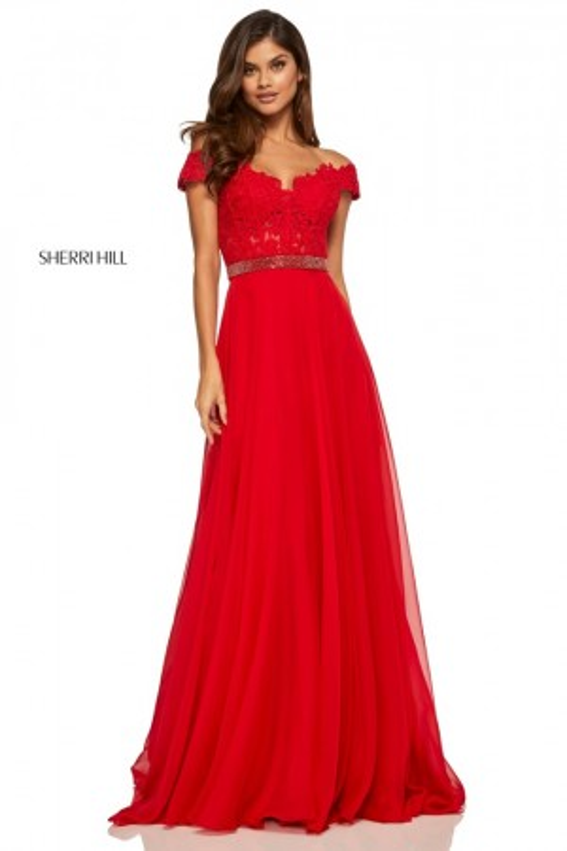 Sherri Hill - Dress Style 52729