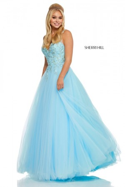 Sherri Hill - Dress Style 52738