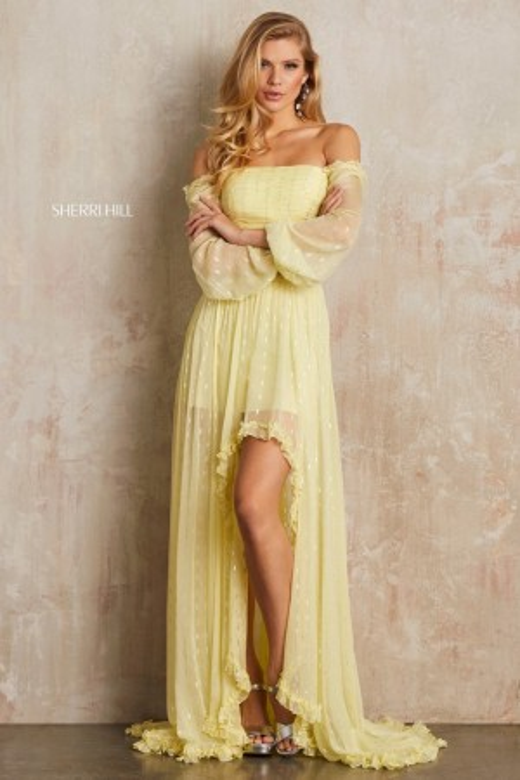 Sherri Hill - Dress Style 52756