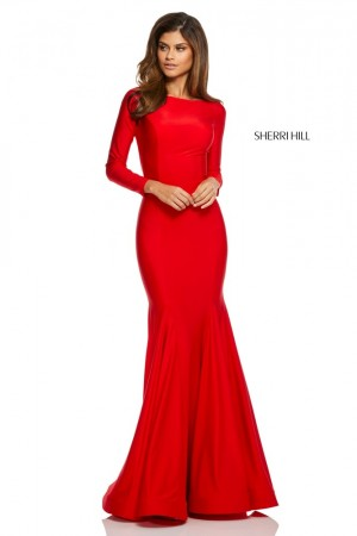Sherri Hill - Dress Style 52785