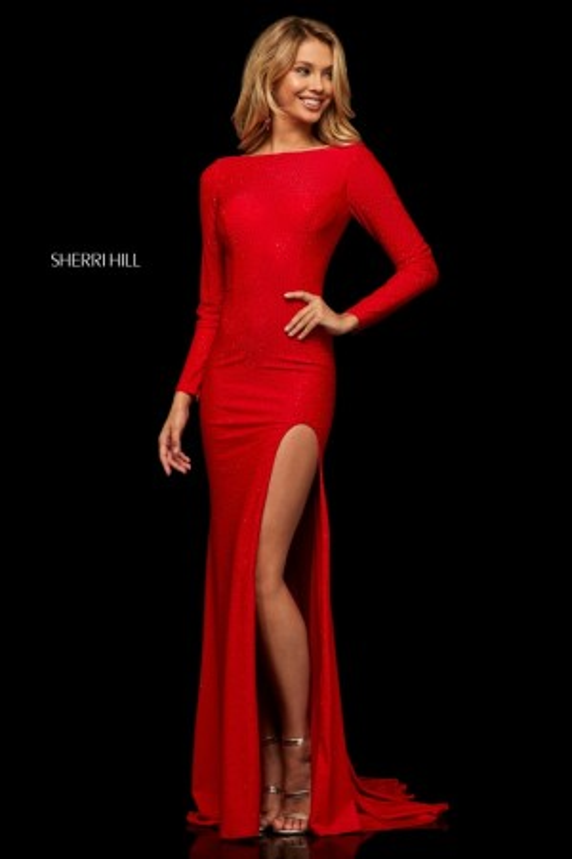 Sherri Hill - Dress Style 52791