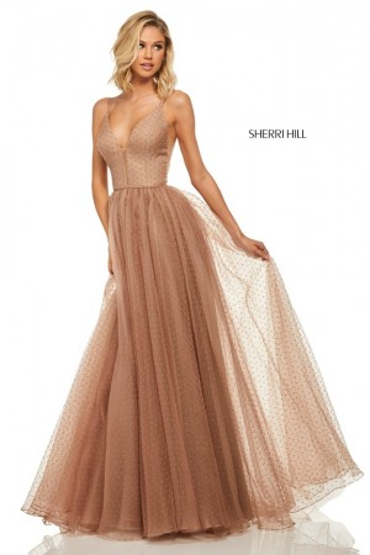 Sherri Hill - Dress Style 52812