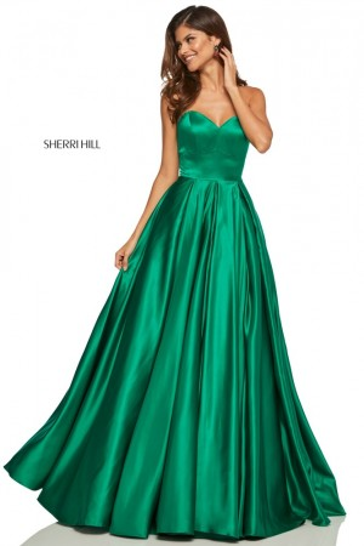 Sherri Hill - Dress Style 52850