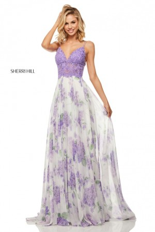 Sherri Hill - Dress Style 52857