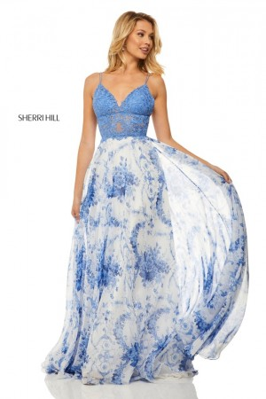 Sherri Hill - Dress Style 52858