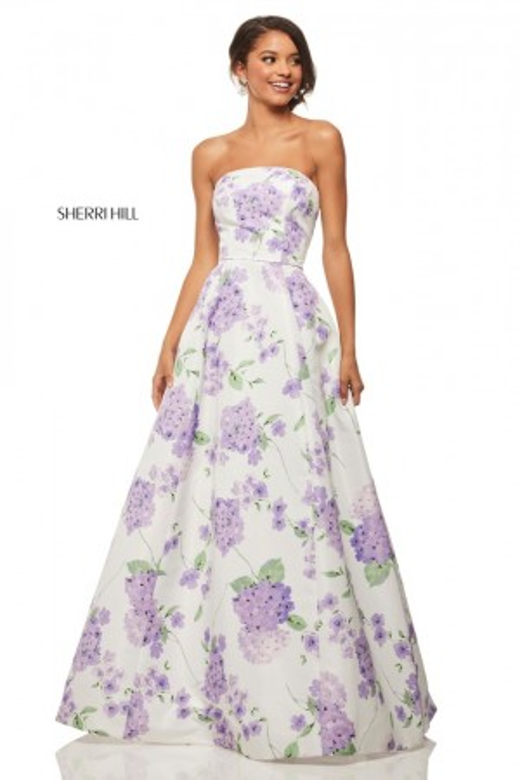 Sherri Hill - Dress Style 52865