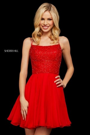 10c0750f533d Sherri Hill Prom Dresses | 2019 Dress Collection at Madame Bridal