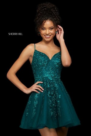 ca9ecdd592 Sherri Hill Prom Dresses | 2019 Dress Collection at Madame Bridal