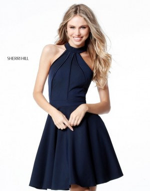 Sherri Hill S51469 Short Dress