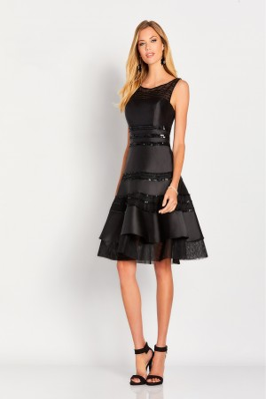 Social Occasions by Mon Cheri - Dress Style 119822B