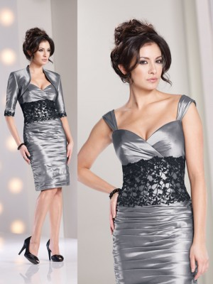 Social Occasions by Mon Cheri 213881 Dress