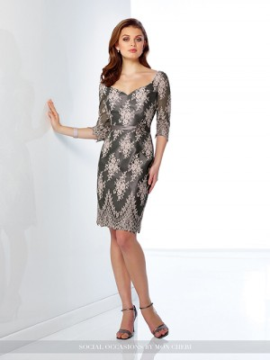 Social Occasions by Mon Cheri 216873 Dress