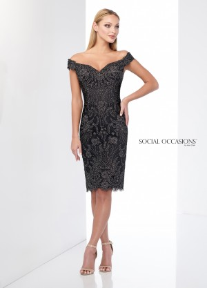 Social Occasions by Mon Cheri - Dress Style 218805