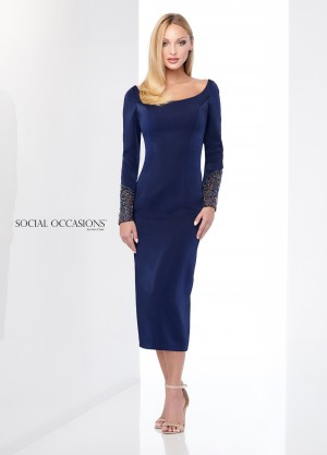 Social Occasions by Mon Cheri - Dress Style 218807