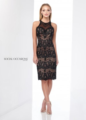 Social Occasions by Mon Cheri - Dress Style 218808
