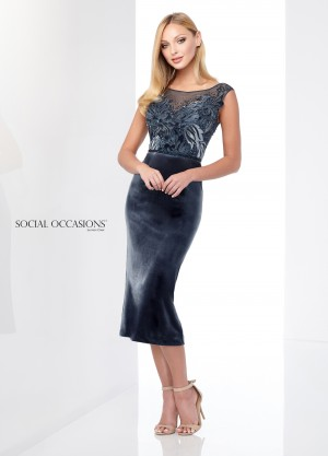 Social Occasions by Mon Cheri - Dress Style 218809
