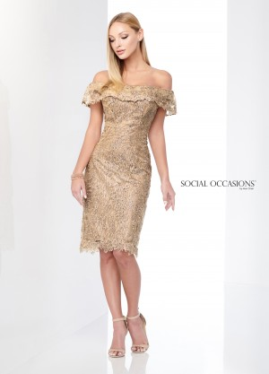 Social Occasions by Mon Cheri - Dress Style 218810