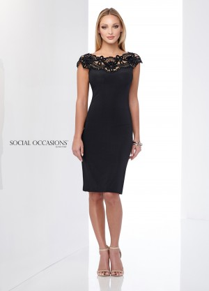 Social Occasions by Mon Cheri - Dress Style 218814