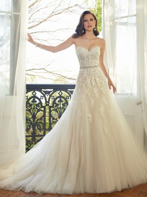 Sophia Tolli Y11552 Prinia Wedding Dress