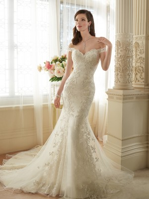 Sophia Tolli Y11634 Loraina Wedding Dress