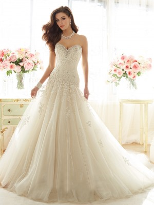 Sophia Tolli Y11637 Marquesa Wedding Dress