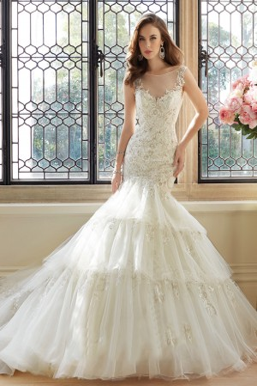 Sophia Tolli Y11648 Majestas Wedding Dress