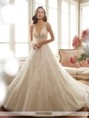 Sophia Tolli Y11701 Ciel Wedding Dress