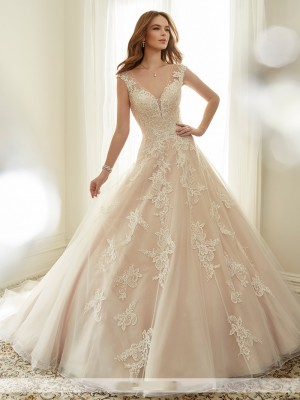 Sophia Tolli Y11705 Estelle Wedding Dress