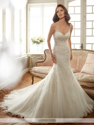 Sophia Tolli Y11707 Margot Wedding Dress