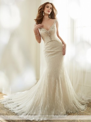Sophia Tolli Y11710 Fleur Wedding Dress