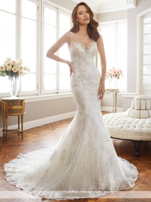 Sophia Tolli Y11712 Monaco Wedding Dress