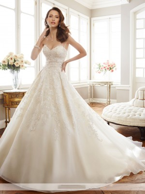 Sophia Tolli Y11713 Allaire Wedding Dress