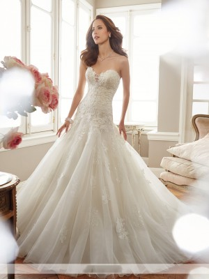 Sophia Tolli Y11715 Deon Wedding Dress