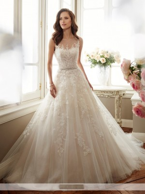 Sophia Tolli Y11719 Monte Wedding Dress