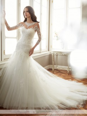 Sophia Tolli Y11720 Felicity Wedding Dress