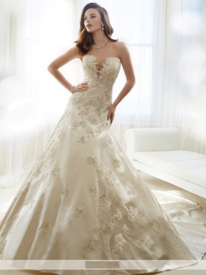Sophia Tolli Y11723 Lucille Wedding Dress