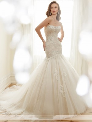 Sophia Tolli Y11727 Rey Wedding Dress