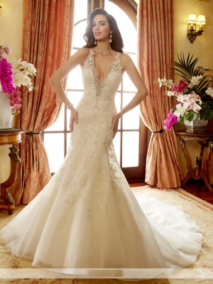 Sophia Tolli Y11730 Fontayne Wedding Dress