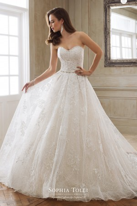 Sophia Tolli - Dress Style Y11868LB Hera